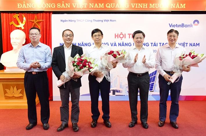Hội thảo Ngành Năng lượng và Năng lượng tái tạo Việt Nam