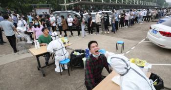 Trung Quốc xét nghiệm Covid-19 toàn thành phố 9 triệu dân