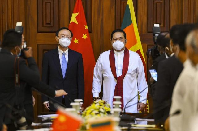 """Trung Quốc viện trợ 90 triệu USD cho Sri Lanka giữa nghi vấn """"bẫy nợ"""" - 1"""