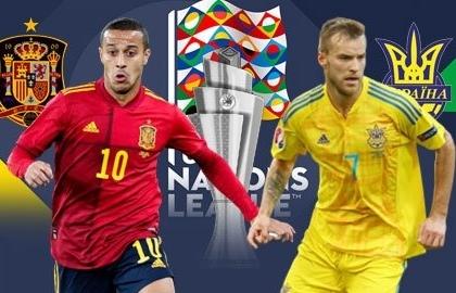 Xem trực tiếp Ukraina vs Tây Ban Nha ở đâu?