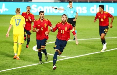 Link xem trực tiếp Ukraina vs Tây Ban Nha (UEFA Nations League), 1h45 ngày 14/10