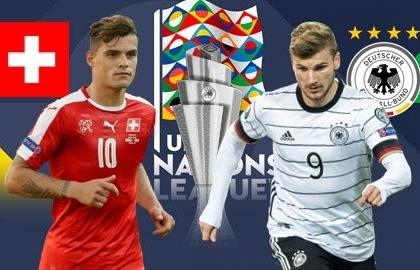 Xem trực tiếp Đức vs Thuỵ Sĩ ở đâu?