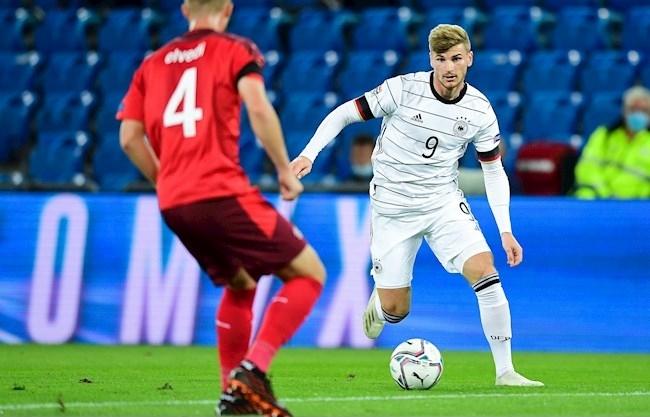 Link xem trực tiếp Đức vs Thuỵ Sĩ (UEFA Nations League), 1h45 ngày 14/10
