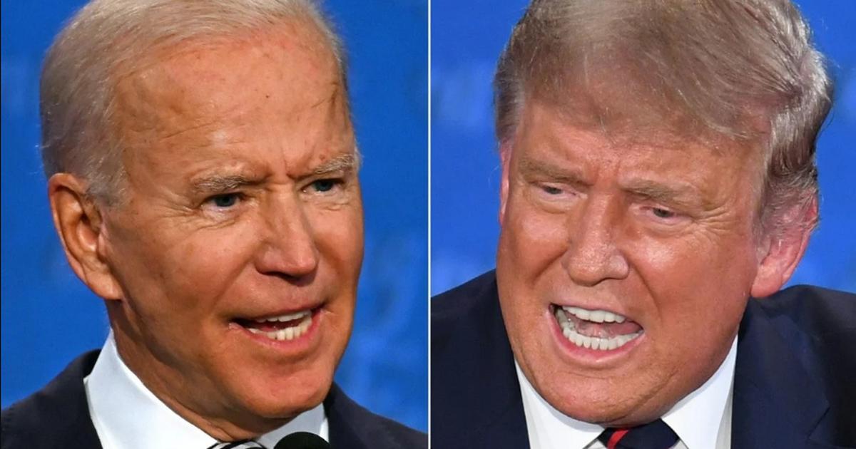"""Bầu cử Mỹ 2020: Ông Trump nói """"Trung Quốc thắng nếu Biden thắng"""""""