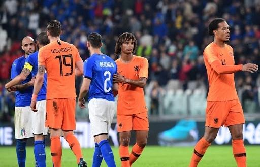 Link xem trực tiếp Ý vs Hà Lan (UEFA Nations League), 1h45 ngày 15/10