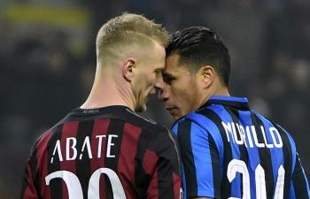 Xem trực tiếp bóng đá Inter vs AC Milan (Serie A), 23h ngày 17/10