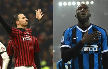 Xem trực tiếp bóng đá Inter vs AC Milan ở đâu?