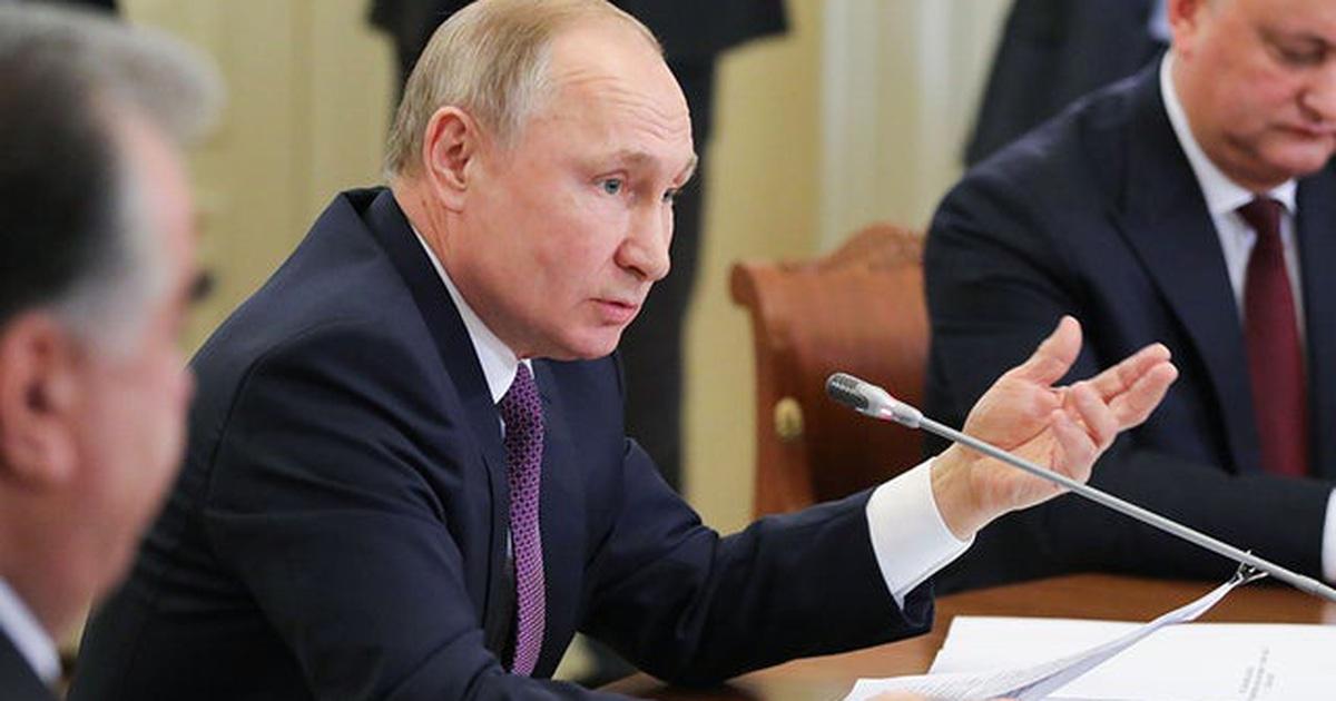 """Tổng thống Putin: """"Nga có những vũ khí mới mà Mỹ không có"""""""