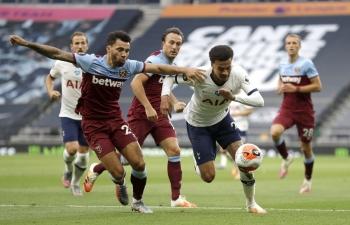 Xem trực tiếp Tottenham vs West Ham ở đâu?