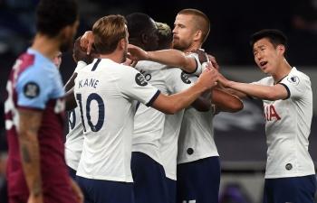 Link xem trực tiếp Tottenham vs West Ham (Ngoại hạng Anh), 22h ngày 18/10