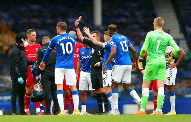 Everton 2-2 Liverpool: Màn rượt đuổi quyết liệt - 3