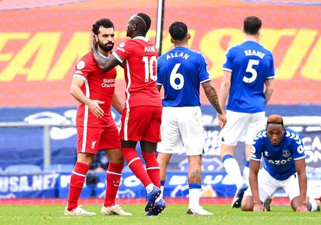 Everton 2-2 Liverpool: Màn rượt đuổi quyết liệt - 5
