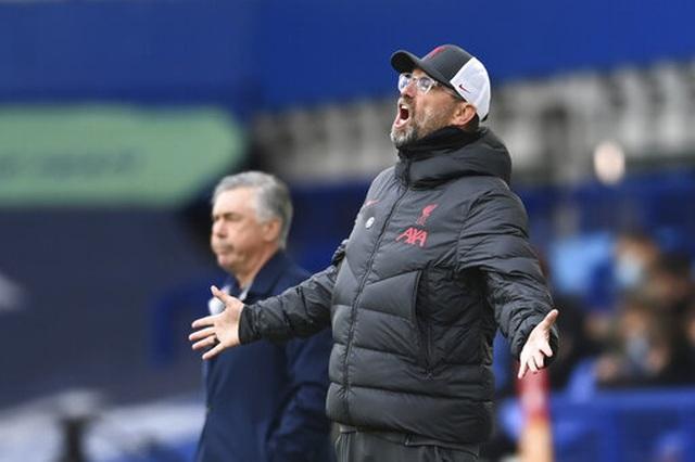 Everton 2-2 Liverpool: Màn rượt đuổi quyết liệt - 9