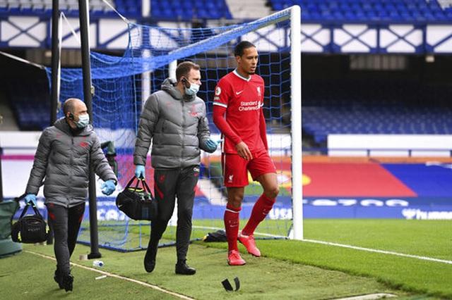 Everton 2-2 Liverpool: Màn rượt đuổi quyết liệt - 14