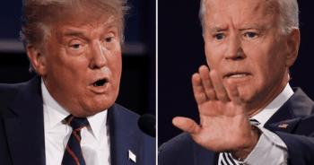 Bầu cử Mỹ 2020: Ông Trump đòi bắt giam nhà Biden