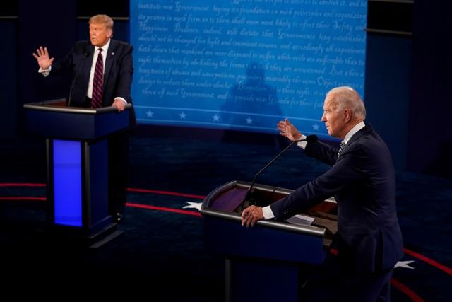 """Vì sao nhiều cử tri từng """"quay lưng"""" với bà Clinton quay sang ủng hộ Biden? - 2"""