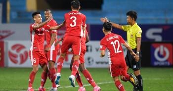 Thắng Bình Dương, CLB Viettel giữ ngôi đầu bảng V-League