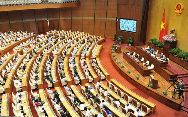 Khai mạc kỳ họp đặc biệt của Quốc hội khoá XIV - 1