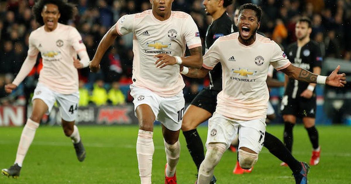 """Man Utd đã bị """"bắt bài"""" ở trận đấu với Paris Saint Germain?"""