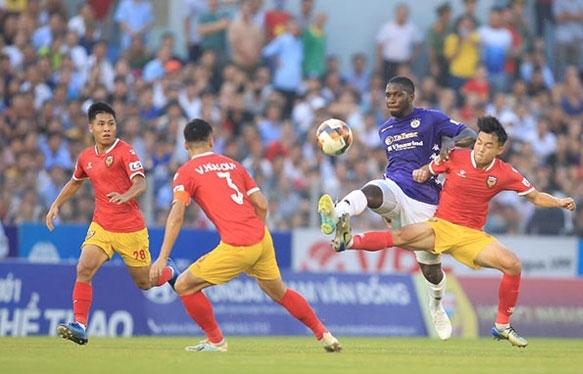Link xem trực tiếp Hà Nội FC vs Hồng Lĩnh Hà Tĩnh (V-League 2020), 19h15 ngày 20/10