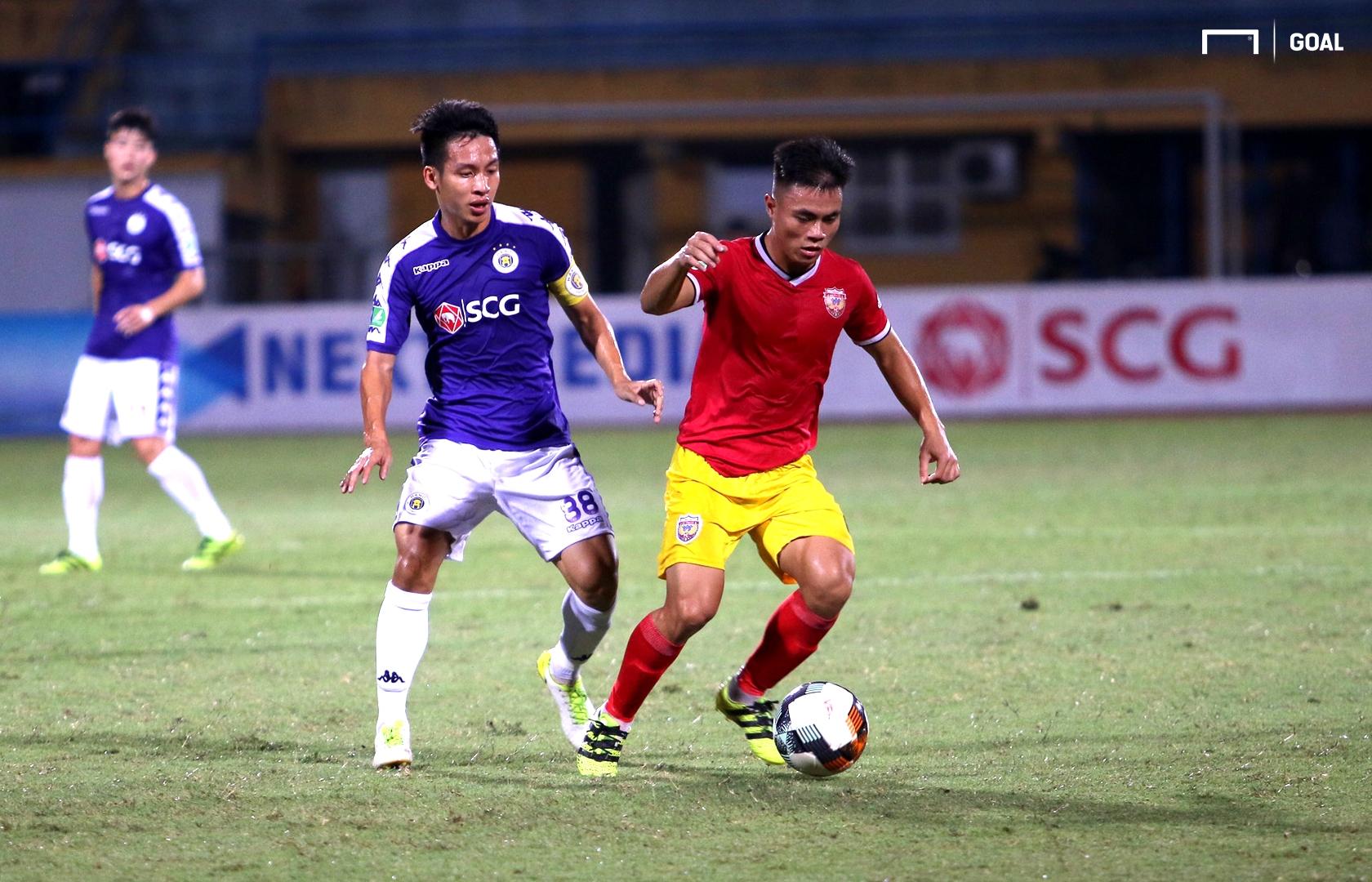 Xem trực tiếp Hà Nội FC vs Hồng Lĩnh Hà Tĩnh ở đâu?