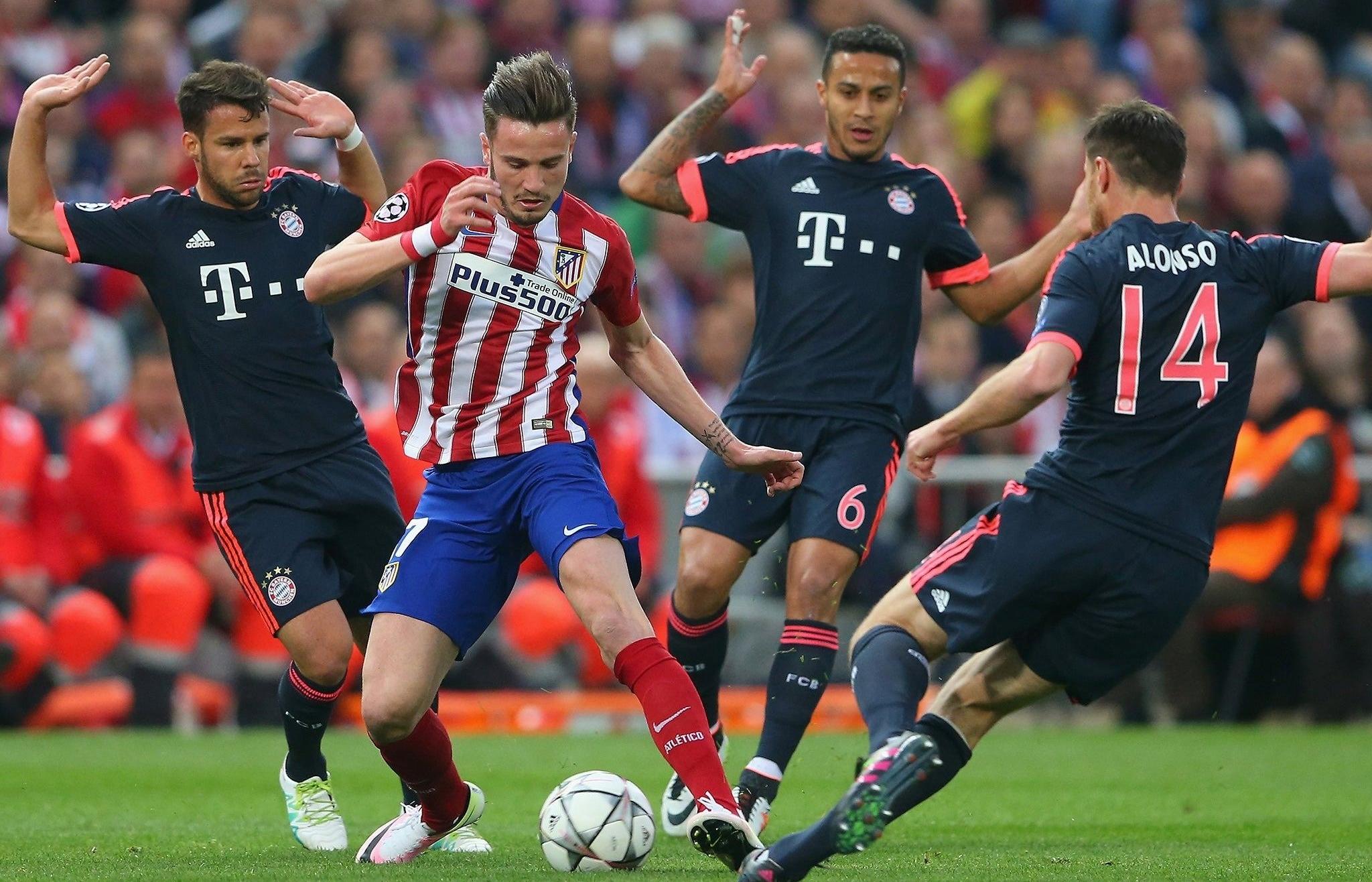 Link xem trực tiếp Bayern vs Atletico Madrid (Cup C1 Châu Âu), 2h ngày 22/10