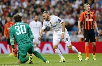 Link xem trực tiếp Real Madrid vs Shakhtar (Cup C1 Châu Âu), 23h55 ngày 21/10