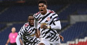 Fernandes, Rashford lập công, Man Utd lại thắng trên sân PSG