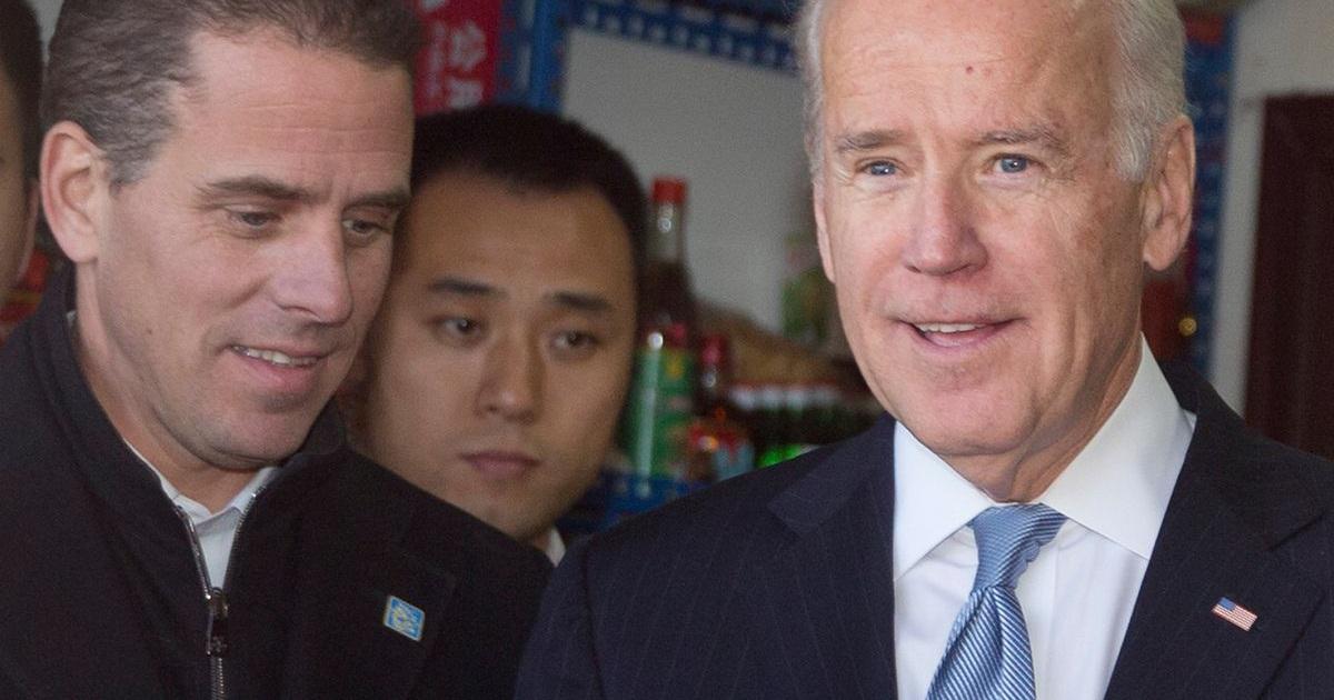 FBI giữ máy tính chứa thông tin nhạy cảm của con trai ông Biden