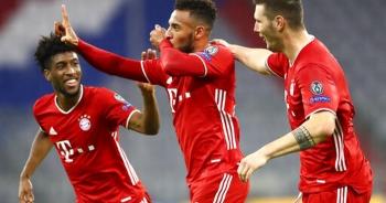 "Bayern Munich thắng ""4 sao"" trước Atletico Madrid"