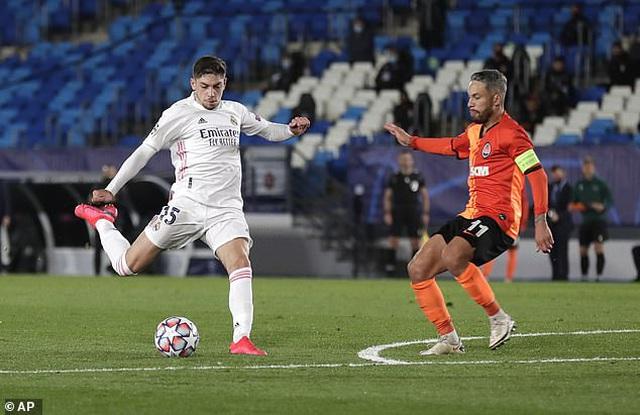 Real Madrid thua sốc Shakhtar Donetsk tại Bernabeu - 8