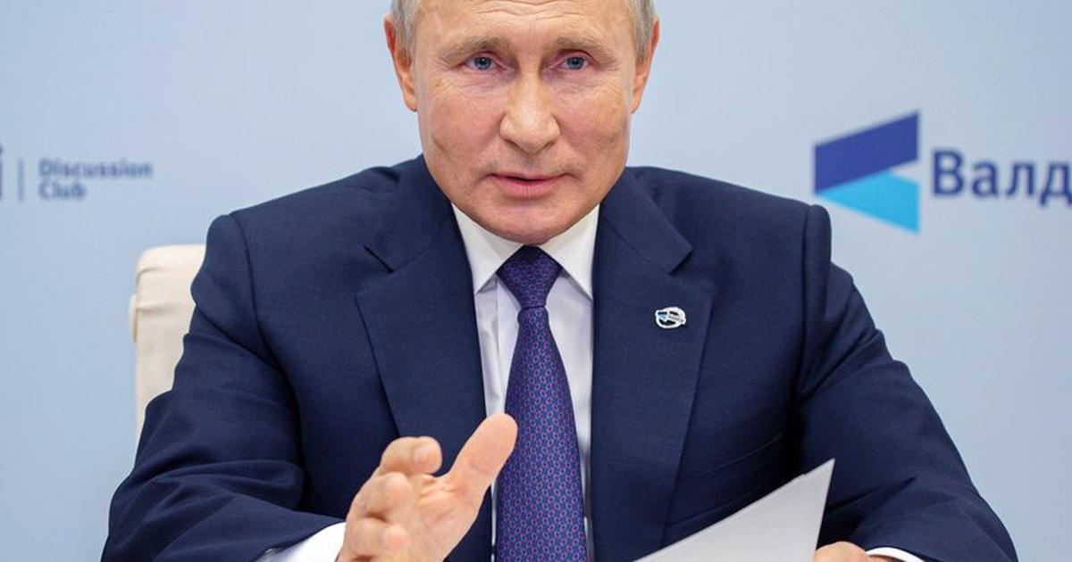 Ông Putin nói về khả năng liên minh quân sự Nga-Trung Quốc