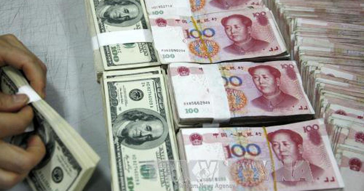 Kinh tế Trung Quốc phục hồi, Nhân dân tệ tăng lên mức cao nhất trong 2 năm