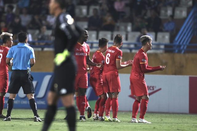 Quang Hải toả sáng, CLB Hà Nội soán ngôi đầu V-League của CLB Viettel - 4