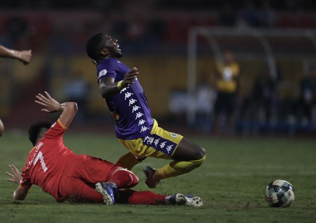 Quang Hải toả sáng, CLB Hà Nội soán ngôi đầu V-League của CLB Viettel - 6