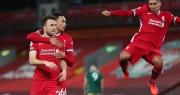 Liverpool vất vả lội ngược dòng đánh bại Sheffield Utd