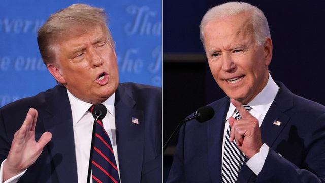 Bầu cử Mỹ 2020: Ông Biden thừa nhận ông Trump có thể tái đắc cử - 1