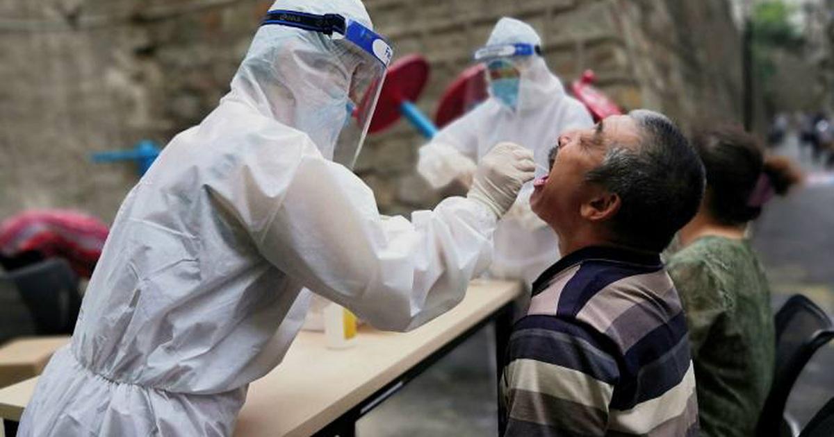 Ca mắc Covid-19 tại Trung Quốc tăng vọt sau ổ dịch mới bùng phát
