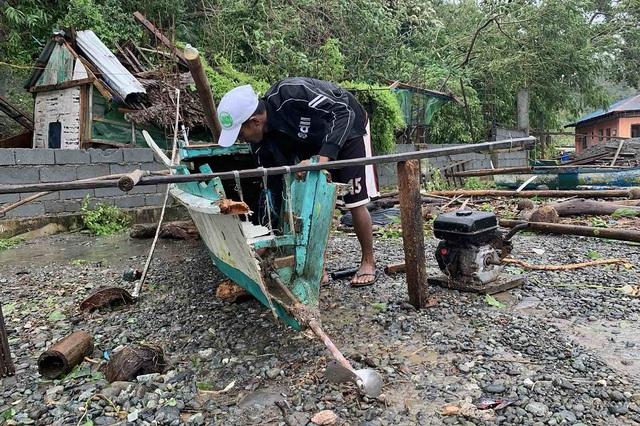 Bão Molave càn quét Philippines, ít nhất 13 người mất tích - 4