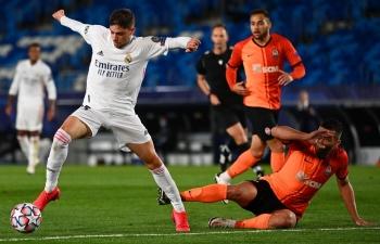 Xem trực tiếp M.gladbach vs Real Madrid ở đâu?