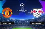 Xem trực tiếp Man Utd vs Leipzig ở đâu?