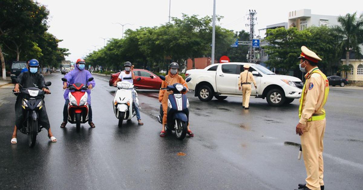 Đà Nẵng yêu cầu người dân không ra khỏi nhà từ 20h tối nay