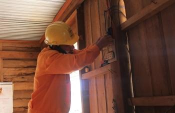 Thợ điện vùng biên