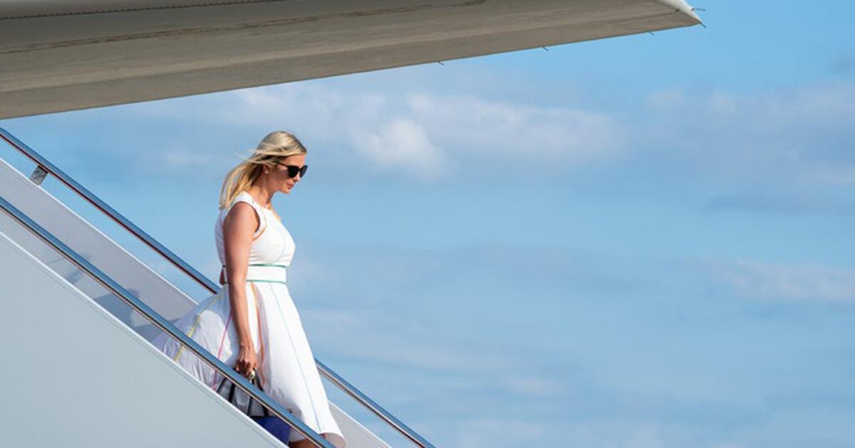 """Bầu cử Mỹ 2020: """"Ái nữ"""" nhà Trump nhập cuộc thuyết phục cử tri trước giờ G"""