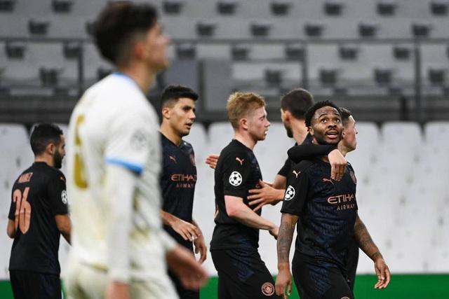 """Man City dễ dàng thắng """"3 sao"""" trên sân Marseille - 2"""