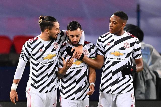 Man Utd sẽ tiếp đà thăng hoa ở Champions League? - 1