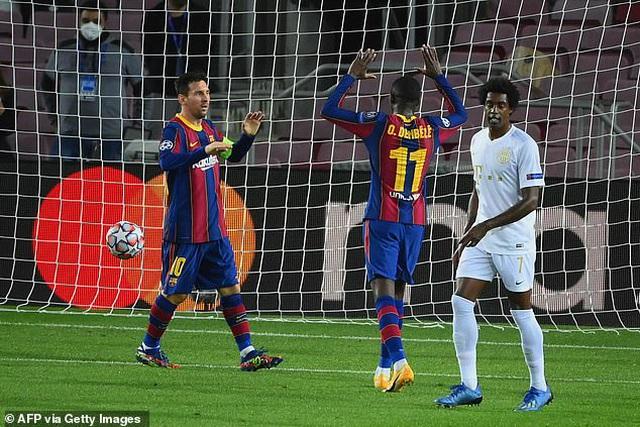 Juventus - Barcelona: Quyết đấu vì ngôi đầu bảng - 2