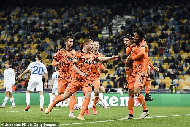 Juventus - Barcelona: Quyết đấu vì ngôi đầu bảng - 4