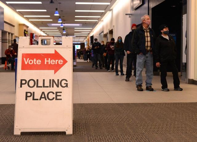 Bầu cử Mỹ 2020: Sức nặng của những lá phiếu sớm - 1