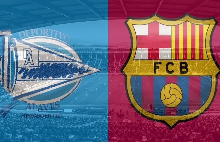 Xem trực tiếp Alaves vs Barcelona ở đâu?
